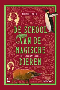 Het gatenmysterie | Margit Auer |