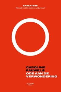 Ode aan de verwondering | Caroline Pauwels |