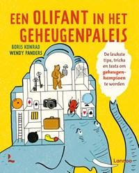 Een olifant in het geheugenpaleis   Boris Konrad  