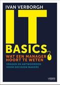 IT-basics: wat een manager hoort te weten   Ivan Verborgh  