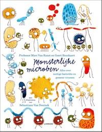 Monsterlijke microben | Marc van Ranst ; Geert Bouckaert |
