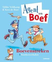 Agent en Boef - Boevenstreken | Tjibbe Veldkamp ; Kees de Boer |