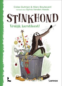 Stinkhond - Vrolijk Kerstfeest!   Colas Gutman  