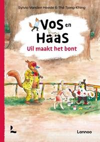 Uil maakt het bont   Sylvia Vanden Heede  