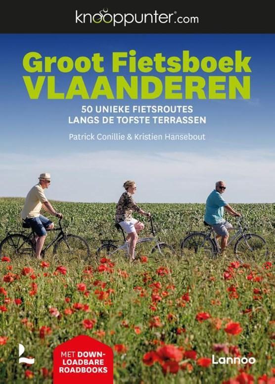 Knooppunter groot fietsboek Vlaanderen