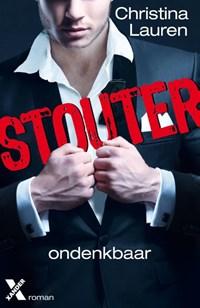 Stouter-trilogie 1 Ondenkbaar | Christina Lauren |