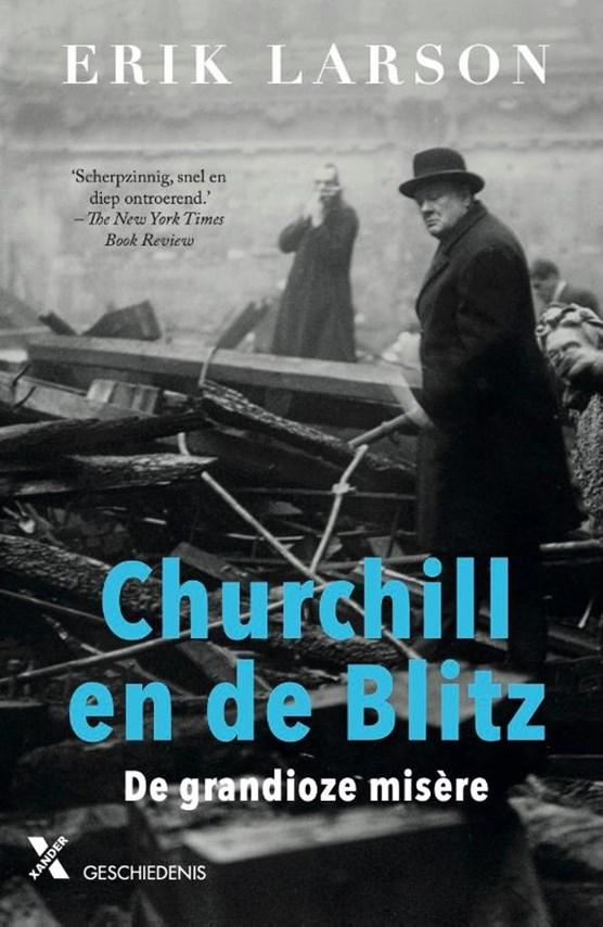 Churchill en de Blitz