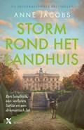 Storm rond het landhuis | Anne Jacobs |