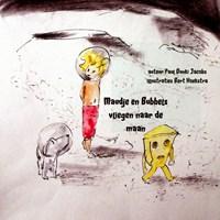 Maudje en Bubbels vliegen naar de maan | Paul Dunki Jacobs |