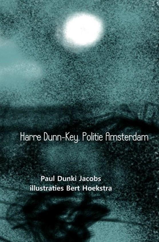 Harre Dunn-Key, politie Amsterdam