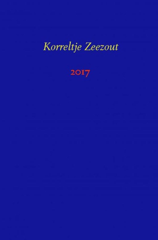 Korreltje Zeezout 2017