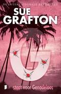 G staat voor genadeloos | Sue Grafton |