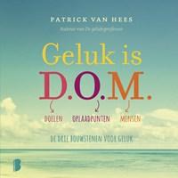 Geluk is D.O.M.   Patrick van Hees  