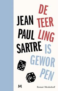 De teerling is geworpen | Jean-Paul Sartre |