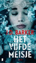 Het vijfde meisje   J.D. Barker  
