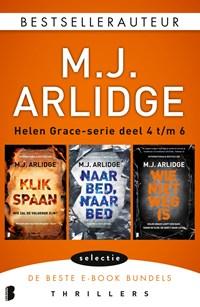 Helen Grace-bundel 2 | M.J. Arlidge |
