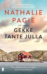 Gekke tante Julla   Nathalie Pagie  