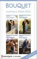 Bouquet e-bundel nummers 3520-3523 (4-in-1) | Kate Hewitt ; Michelle Conder ; Lynne Graham ; Cathy Williams |
