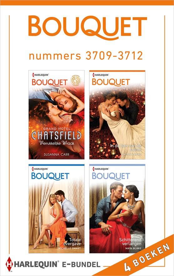 Bouquet e-bundel nummers 3709-3712 (4-in-1)