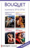 Bouquet e-bundel nummers 3713-3716 | Julia James ; Kate Hewitt ; Louise Fuller ; Susan Stephens |