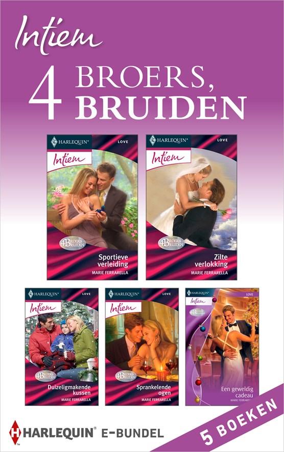 4 broers, 4 bruiden (5-in-1)