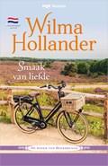Smaak van liefde   Wilma Hollander  
