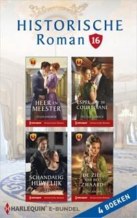 Historische roman e-bundel 16   Sylvia Andrew ; Nicola Cornick ; Ruth Langan  
