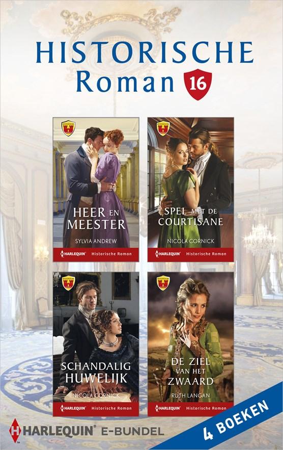 Historische roman e-bundel 16