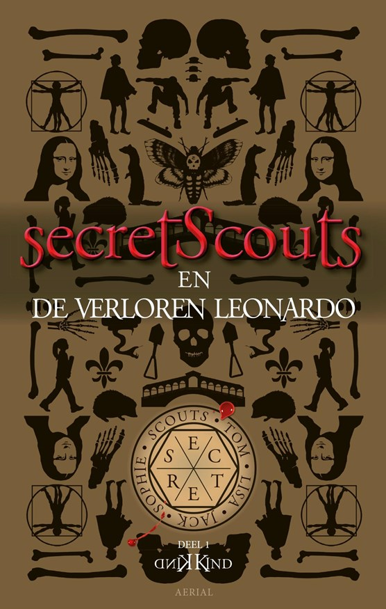 Secret Scouts en de verloren Leonardo