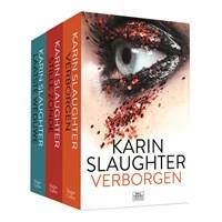 Will Trent pakket   Karin Slaughter  