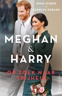 Meghan & Harry | Omid Scobie ; Carolyn Durand |