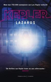Lazarus | Lars Kepler |