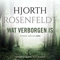 Wat verborgen is | Hjorth Rosenfeldt |