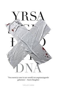 DNA | Yrsa Sigurdardottir |