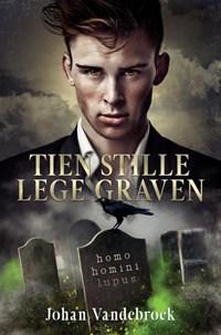 TIEN STILLE LEGE GRAVEN | Frederik Horriksen |