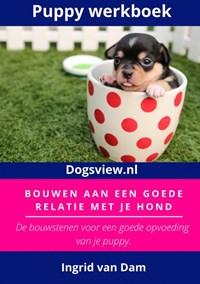 Puppy werkbook | Ingrid Van Dam |