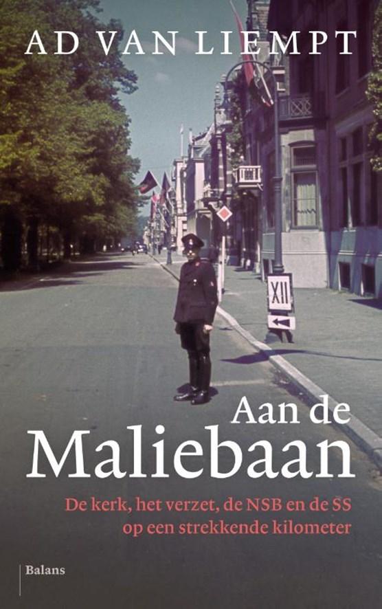 Aan de Maliebaan