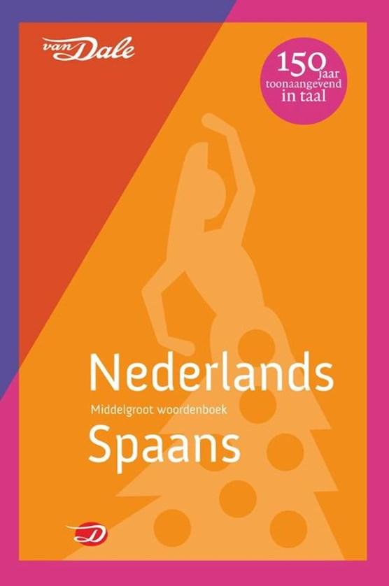 Van Dale middelgroot woordenboek Nederlands-Spaans