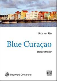 Blue Curacao - grote letter uitgave | Linda van Rijn |