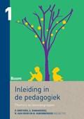 Inleiding in de pedagogiek 1 Thema's en basisbegrippen   S. Ramaekers  