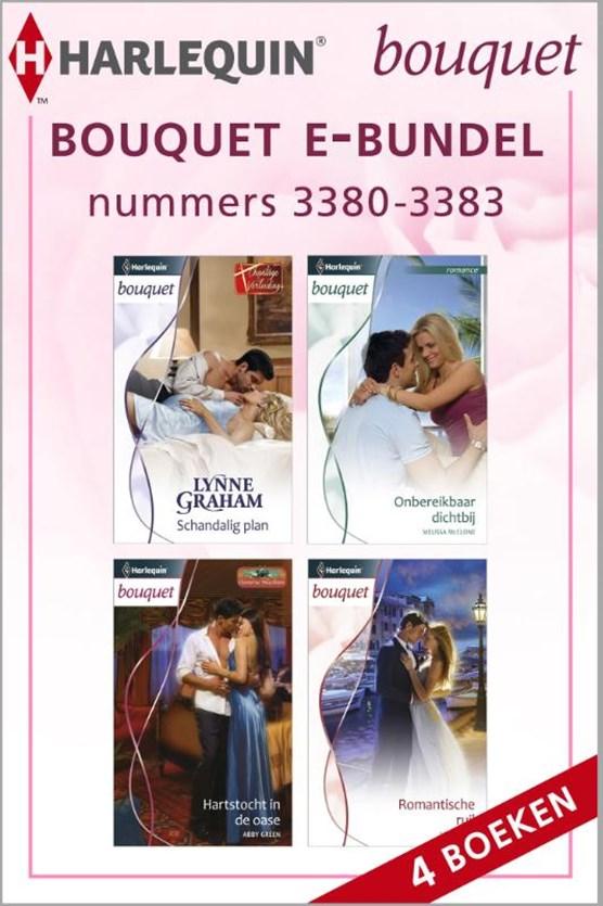 Bouquet e-bundel nummers 3380 - 3383 (4-in-1)
