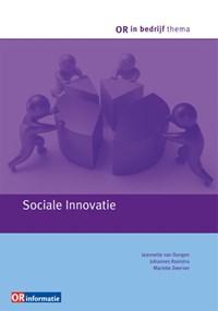 Sociale innovatie | Marieke Zwerver ; Jeanette van Dongen ; Johannes Kooistra |