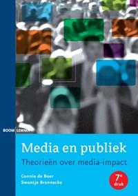 Media en publiek | Connie de Boer ; Swantje Brennecke |