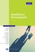 Hoofdzaken belastingrecht   O.C.R. Marres ; S.J. Mol-Verver ; J.L. van der Streek  