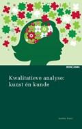 Kwalitatieve analyse   Jeanine Evers  