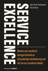 Service excellence | Jean-Pierre Thomassen ; Eric de Haan |