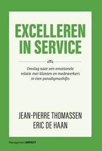 Excelleren in Service | Jean-Pierre Thomassen ; Eric de Haan |