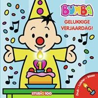 Bumba : verjaardagsboek met kaars en muziek   Gert Verhulst  