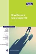 Boom fiscale studieboeken Hoofdzaken belastingrecht   O.C.R. Marres ; S.J. Mol-Verver ; J.L. van de Streek ; Jan van de Streek  