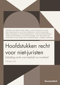 Hoofdstukken recht voor niet-juristen   André van Montfort  